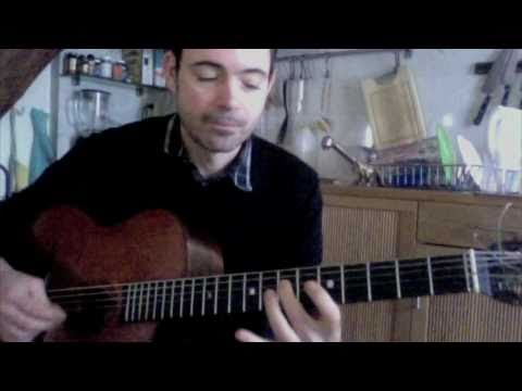 Gypsy Jazz - Killer 'Must Know' Licks for Dom7th - Robin Nolan tab