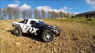 Traxxas Slash 4x4 Fox Edition Bash OBA TSM