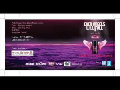 Mix 2013 Dj Upul For Axe Fallen Angels Party video