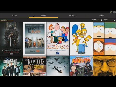 Amazon Fire TV XBMC JAILBROKEN Movies Shows APPLE TV 2 Killer