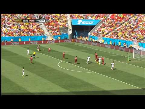World Cup 2014   45   Portugal v Ghana   26 June 2014