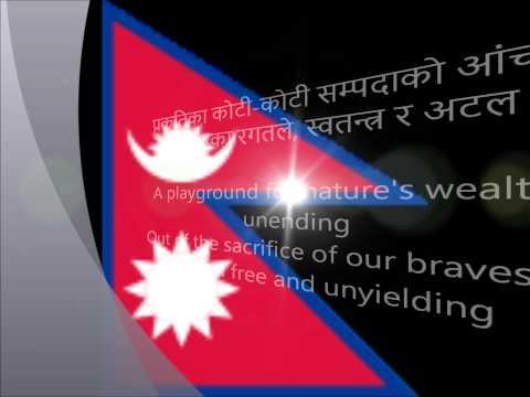 Nepali Rastyari Gana सयौं थुँगा फूलका video