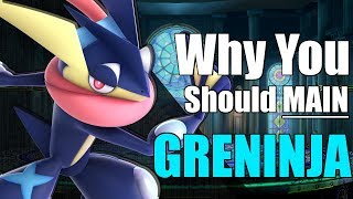 Super Smash Bros. Ultimate | Greninja Tips + Intro Guide