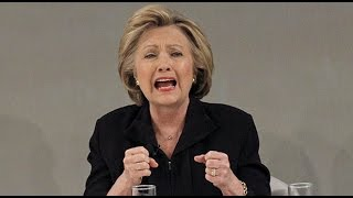Hillary Clinton Has A Major Racist Meltdown On Video