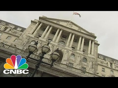 Bank Of England Prepares For Brexit: Bottom Line | CNBC