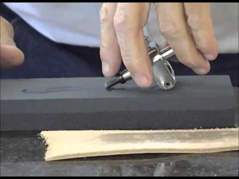 Helpful Hints: Sharpening Swivel Knife Blade
