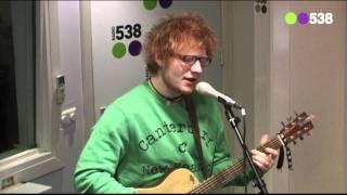 Ed Sheeran - Lego House (live bij Evers Staat Op)