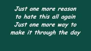 Watch Hawthorne Heights Last Few Words video