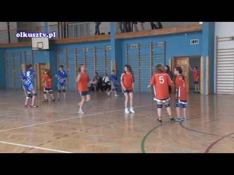 HD Piłka Ręczna Dziewcząt Olkusz 23 03 2010r