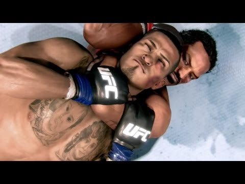 "EA SPORTS UFC - Official ""Feel The Fight"" E3 Gameplay Trailer Feat. Anthony Pettis - E3M13"