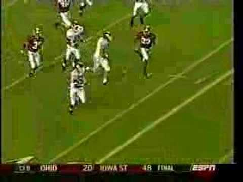 Oklahoma Sooners vs Alabama, fake punt & long bomb Video