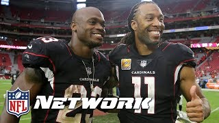 Adrian Peterson is Back in His Comfort Zone with the Arizona Cardinals | NFL Network
