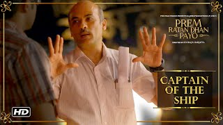 Sooraj Barjatya - Captain Of The Ship | Prem Ratan Dhan Payo