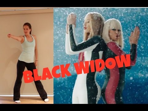 Iggy Azalea & Rita Ora 'Black Widow' Dance Tutorial