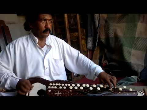 Raja Bhai Jaan Playing Raag Poorya Dhanasari on Banjo.mp4