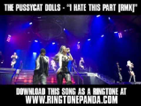 Скачать музыку the pussycat dolls i hate this part