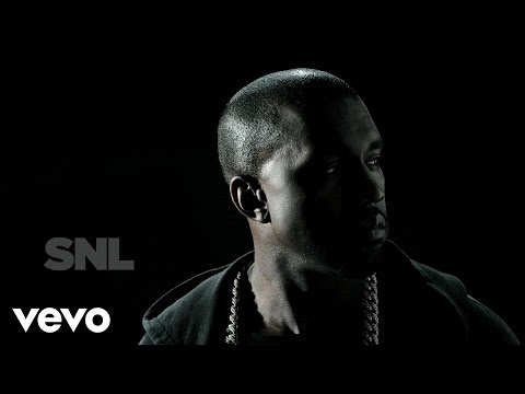 Kanye West – Black Skinhead (Live on SNL)