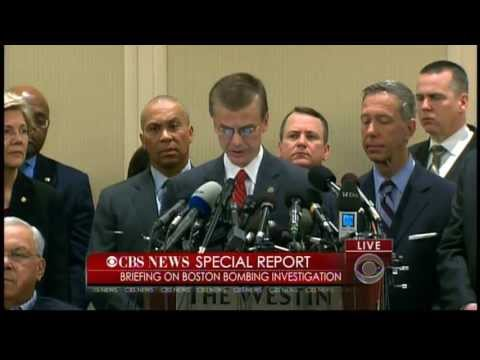 Mass. Governor speaks out about the bombings