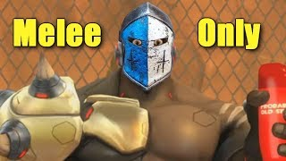 For Honor in Overwatch