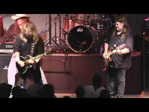 Molly Hatchet - Whiskey Man (Live 2012)