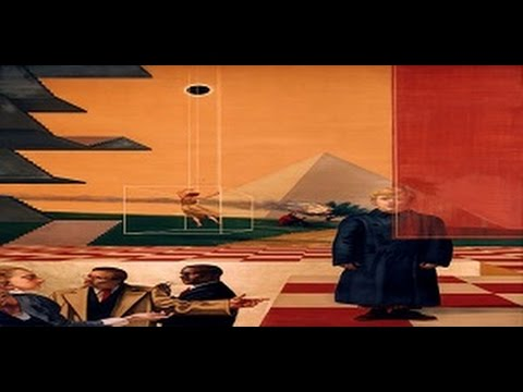 Giant Old Masonic Mural Full Of Illuminati & NWO Symbols Predicts President Hillary Clinton + More!