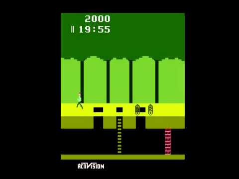 Pitfall! - Me failing at pitfall! @ vizzed.com - User video
