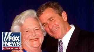 George W. Bush: Mom was 'needling' me til the end.