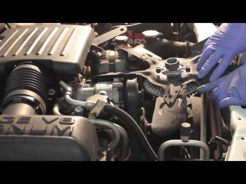 Dodge Durango Fan Clutch Replacement