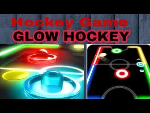 Glow Hockey Best Game 2018 OMG! 🤤 LEVELS (EASY MEDIUM HARD AND INSANE ) ADDICTED GAME