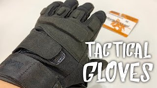 SOLAG Special Ops Tactical Gloves by Seibertron Review