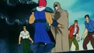 Kenshiro is badass