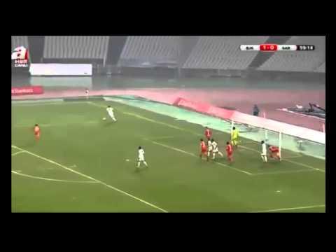 Beşiktaş - Sarıyer 3-1 Özet Türkiye Kupası 29.01.2015