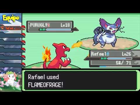 Pokémon Flora Sky | Let's Play en Español | Cap.3 - ¡La Aparición del Equipo Magma!