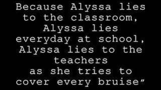 Jason Michael Carroll alyssa lies W/lyrics