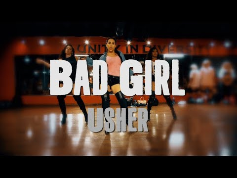 Bad Girl | Usher | Brinn Nicole Choreography