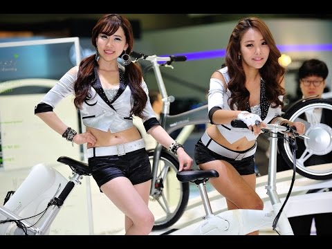 ШОК! Южнокорейские девушки падают и смеются!