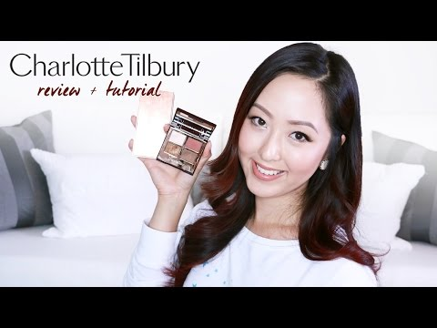REVIEW: Charlotte Tilbury Makeup + Tutorial