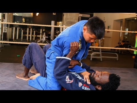 How to Escape from a Mount Position | Jiu Jitsu Image 1