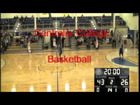 Centralia College Womens BB 1 8 14