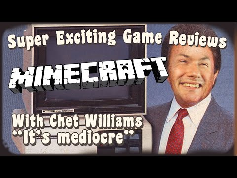 Super Exciting Game Reviews - Minecraft