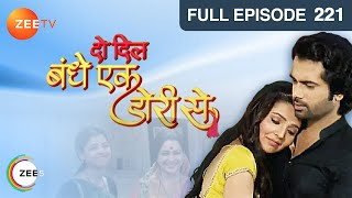 Do Dil Bandhe Ek Dori Se Episode 221 June 12 2014