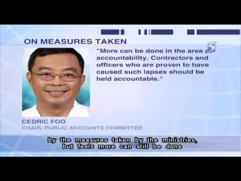 Ministries step up measures to strengthen procurement processes - 12Apr2013