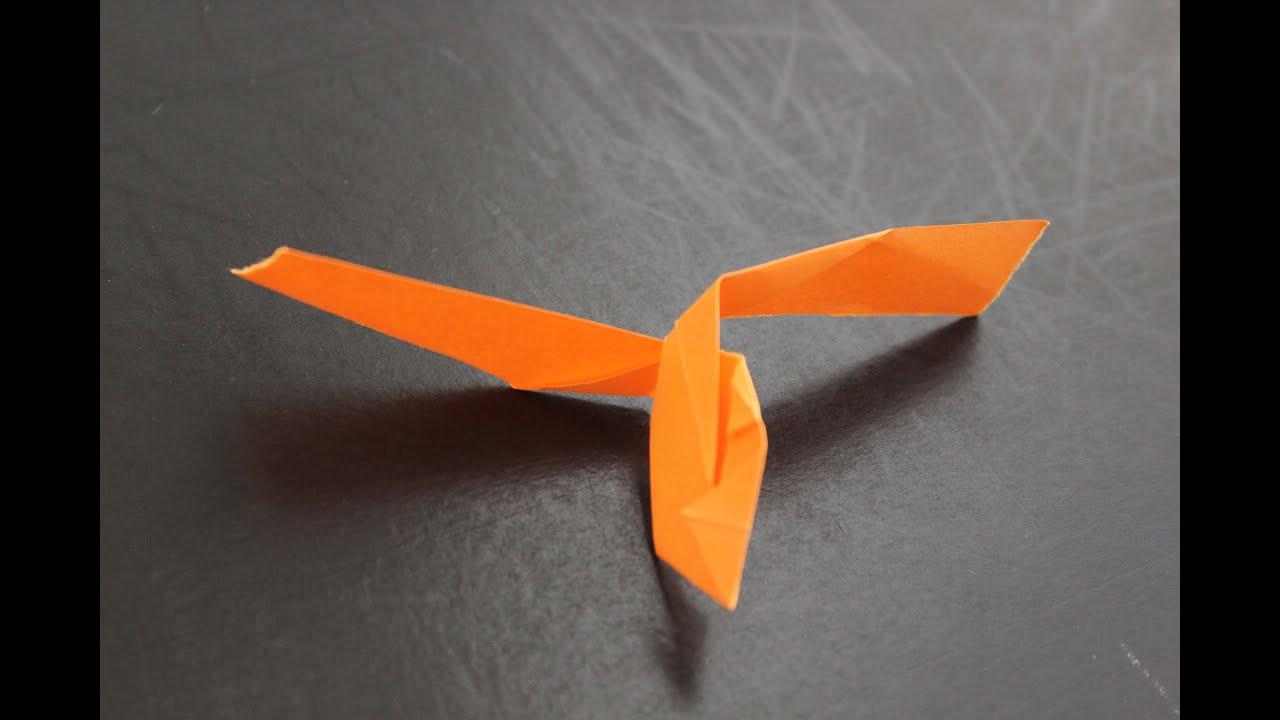 Un origami facile fleur  à offrir ou pour vous amuser