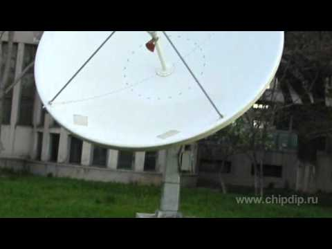 Satellite Antenna Direction