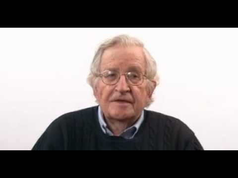 Noam Chomsky: If Iran had nuclear weapons most Arab people would feel safer