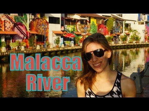 Malacca River Walking Tour in Melaka, Malaysia