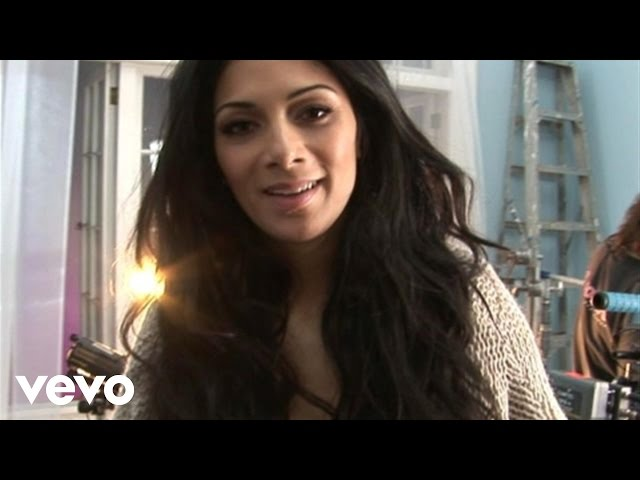 Nicole Scherzinger - Don39t Hold Your Breath Behind The Scenes