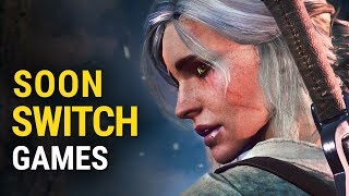 Top 25 Upcoming Nintendo Switch Games of 2019-2020 | E3 2019 | whatoplay