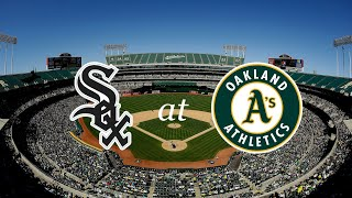 A's Franchise - Game 17 - CWS@OAK - MLB The Show 18