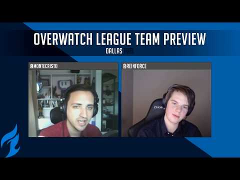 Dallas Fuel - Overwatch League Team Preview